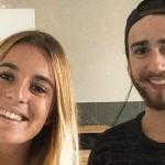 Duo d'étudiants entrepreneurs : Charlotte et Arnaud