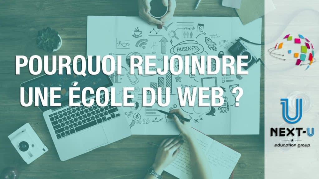illustration Pourquoi rejoindre une école du web ?