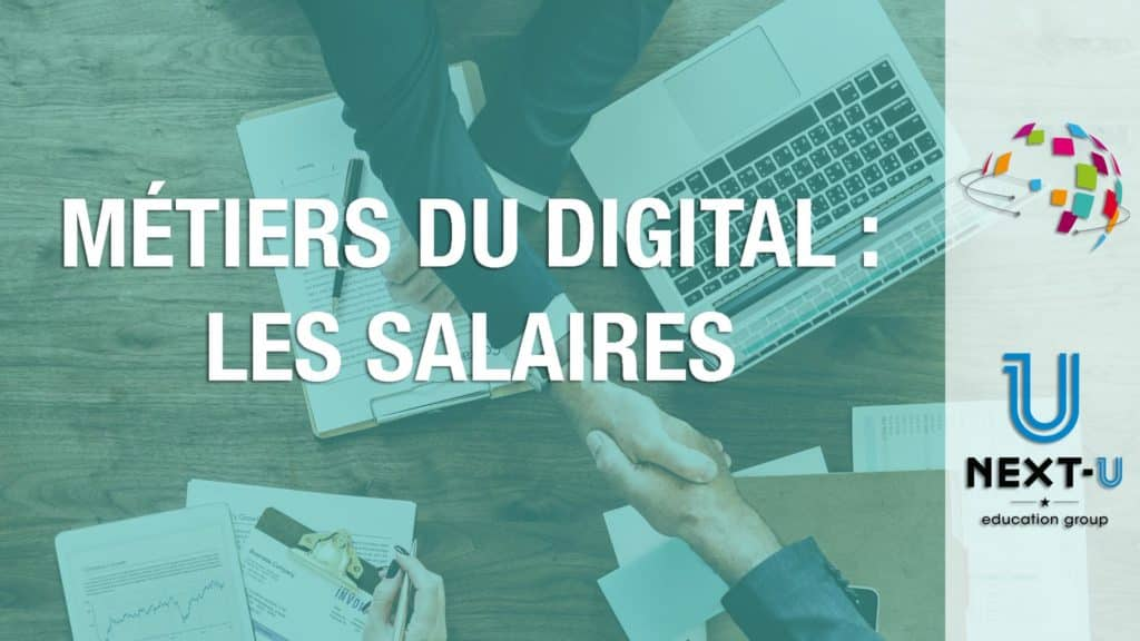 illustration salaires métiers du marketing digital