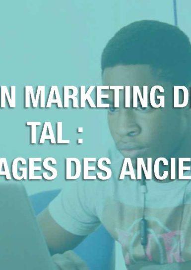 illustration formation marketing digital témoignage