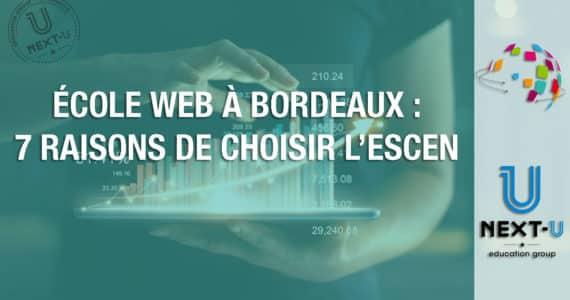 École web à Bordeaux